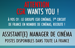 Recrutement CGR
